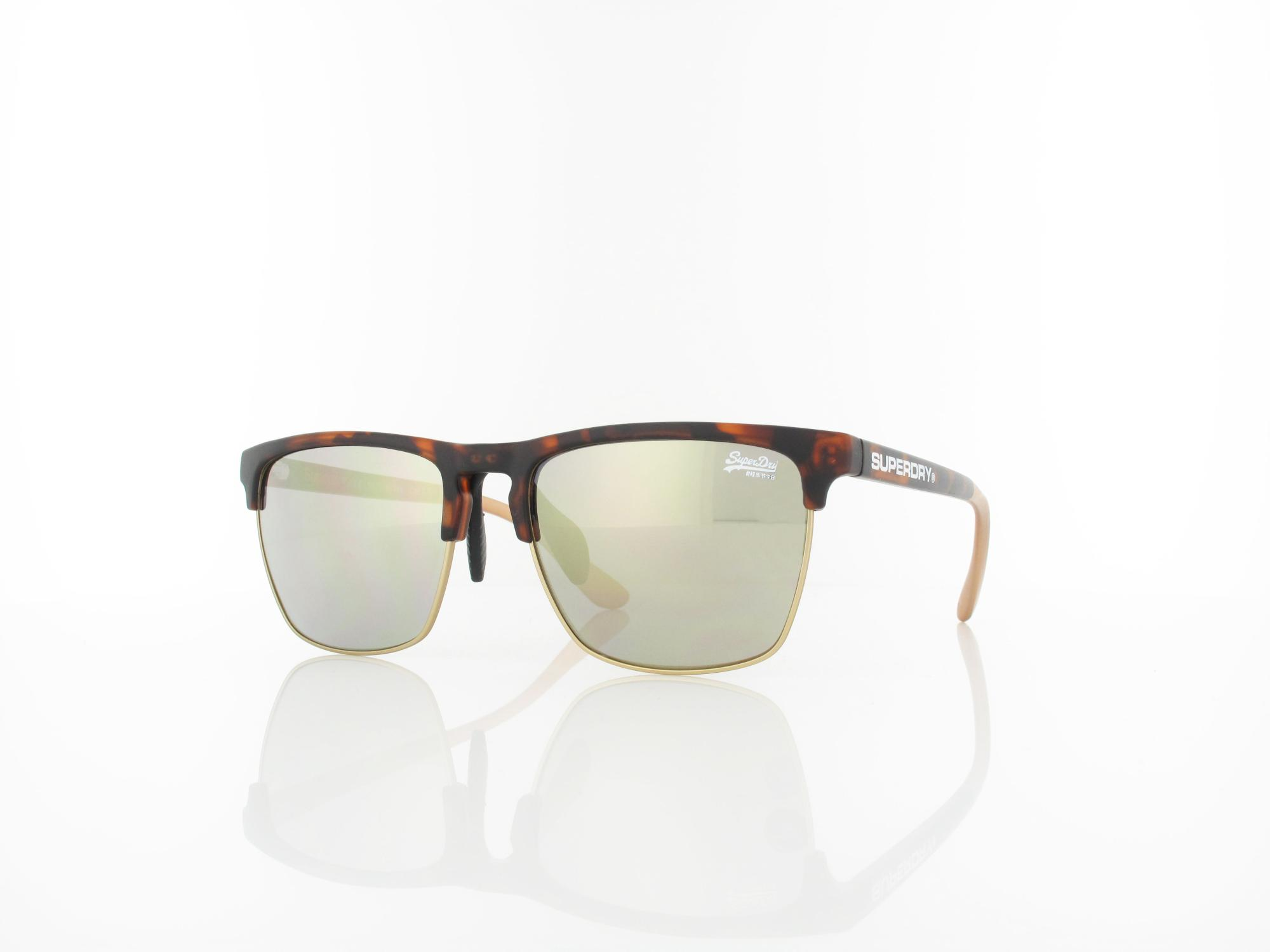 Superdry | Superflux 102 56 | havana rosé / gold mirror