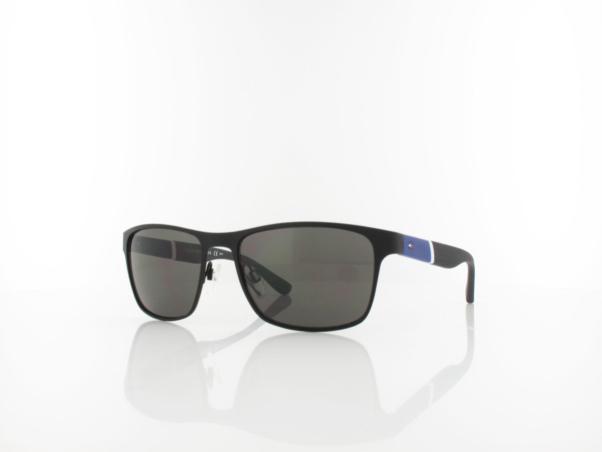 Tommy Hilfiger | TH1283/S FO3 NR 55 | black blue white grey / brown