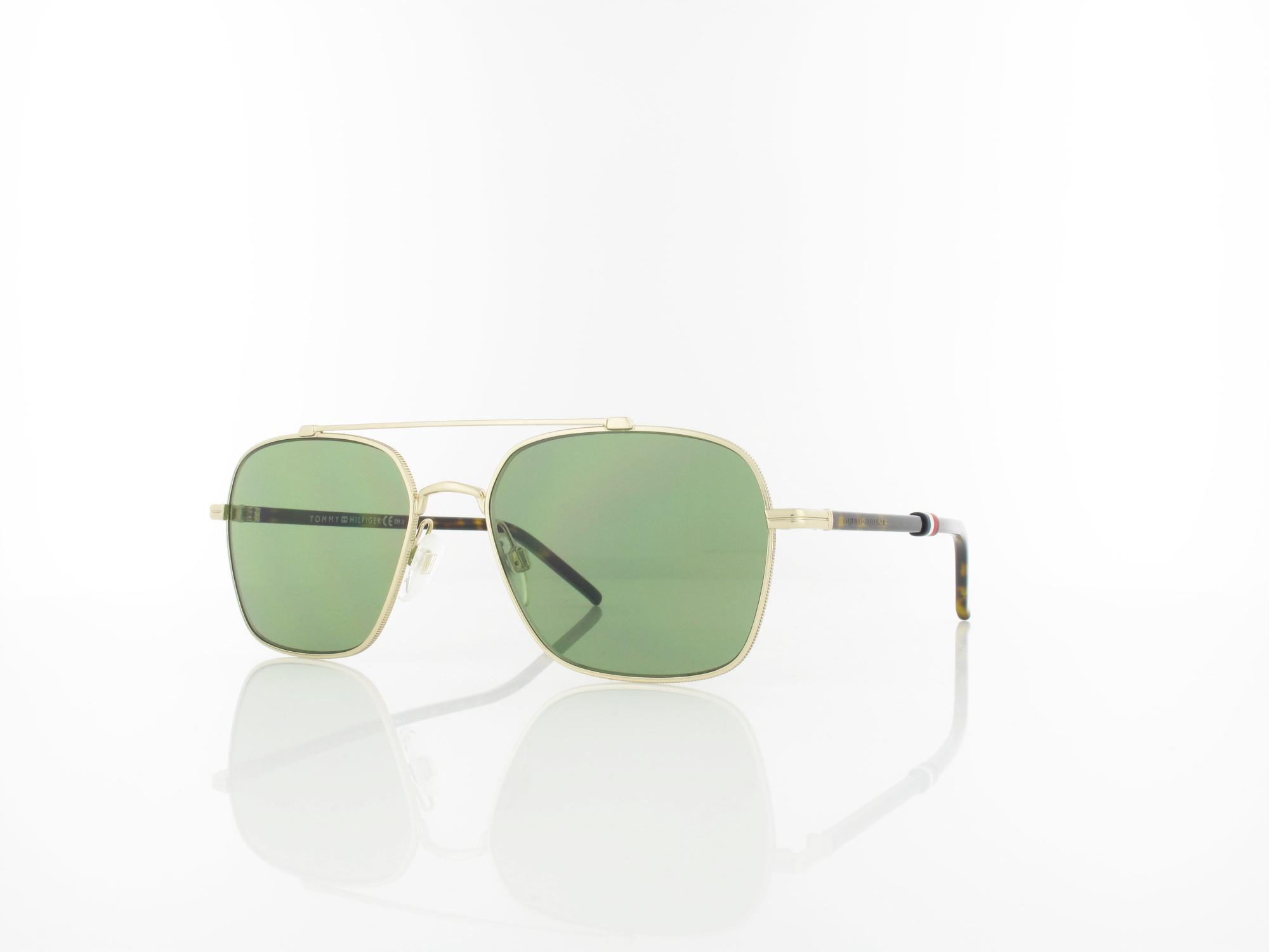 Tommy Hilfiger | TH 1671/S J5G/QT 55 | gold / green