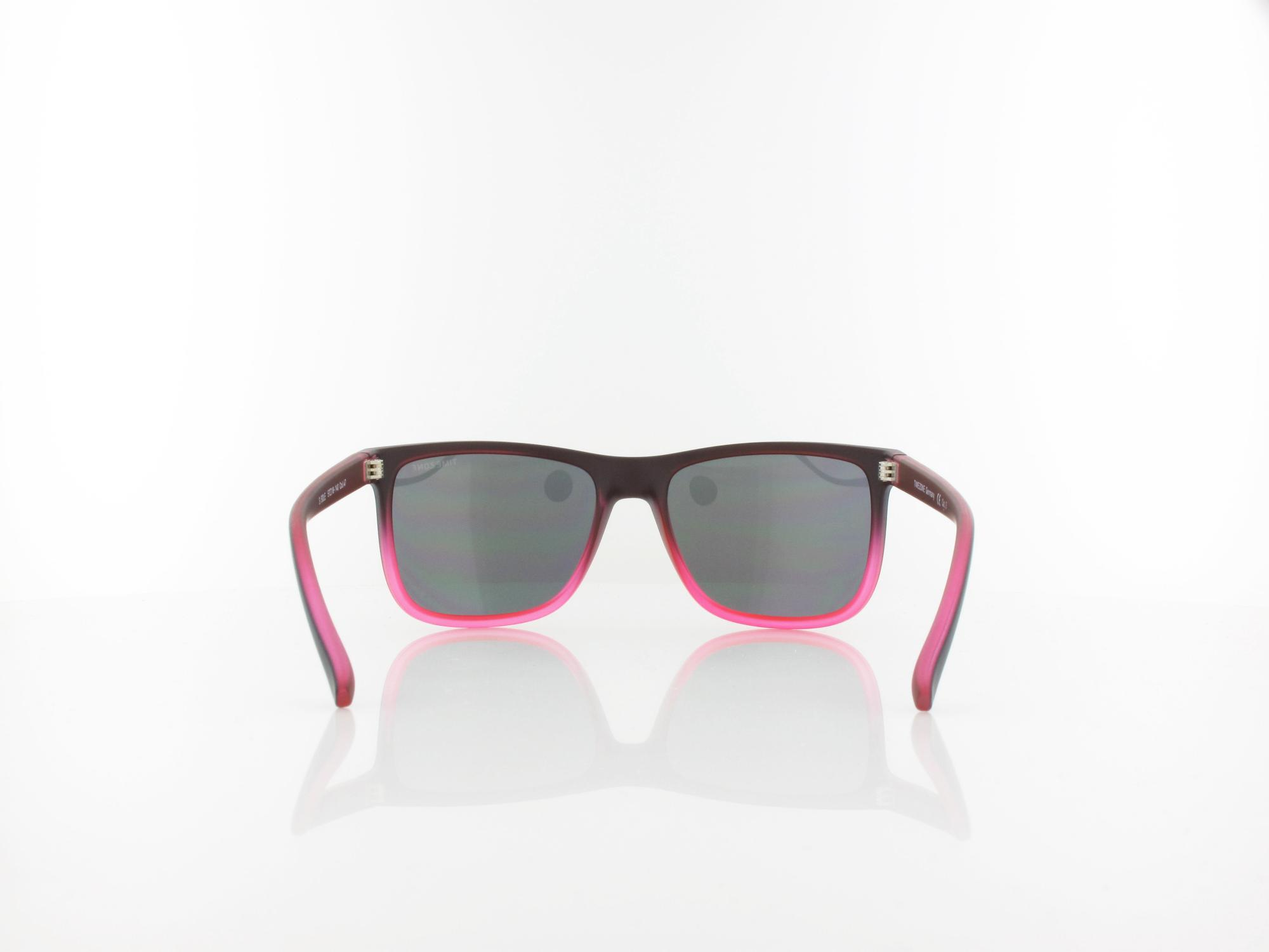 Timezone | Sole 47 57 | matte black pink / grey gold mirror