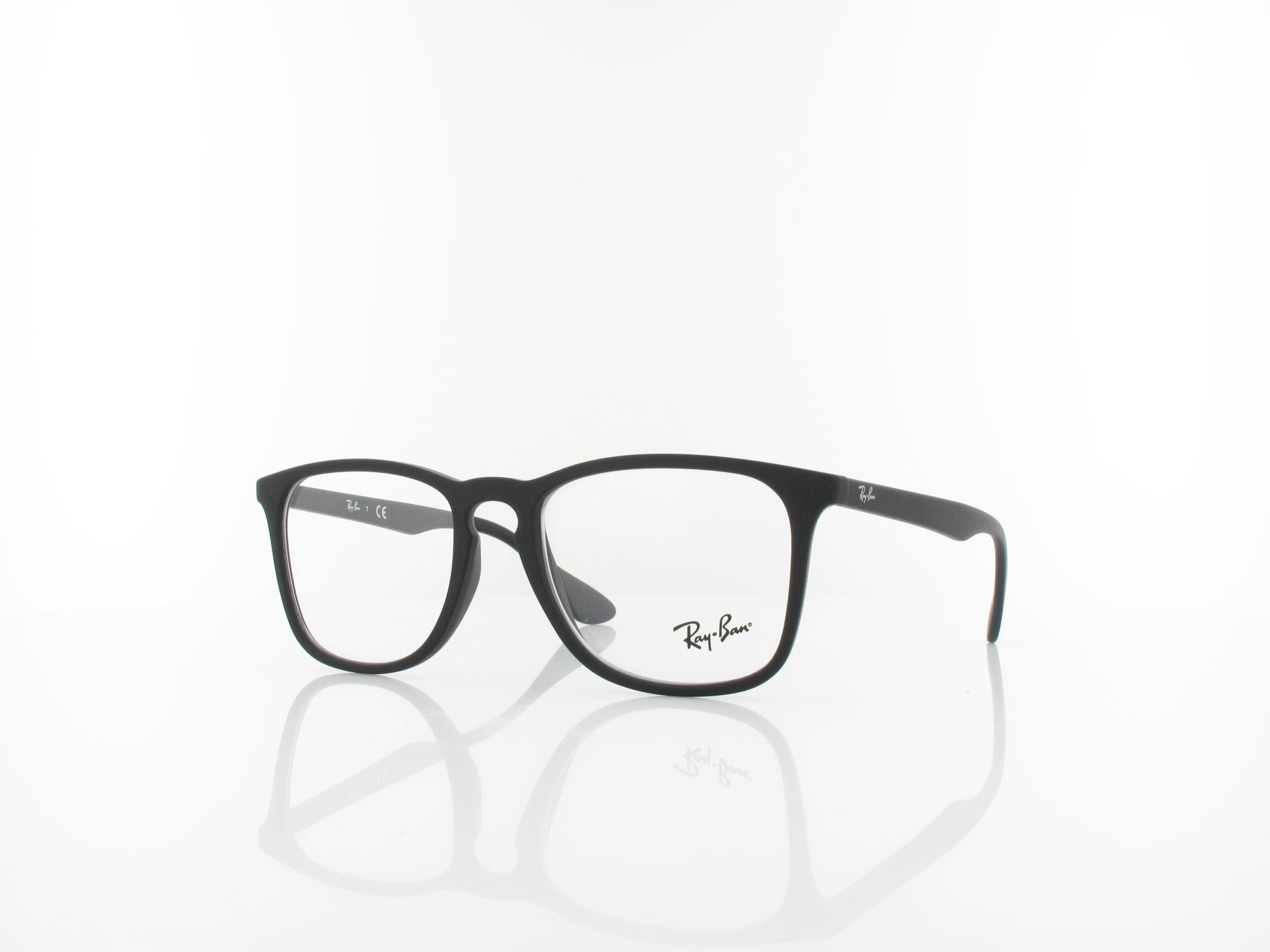 Ray Ban | RX7074 5364 52 | rubber black