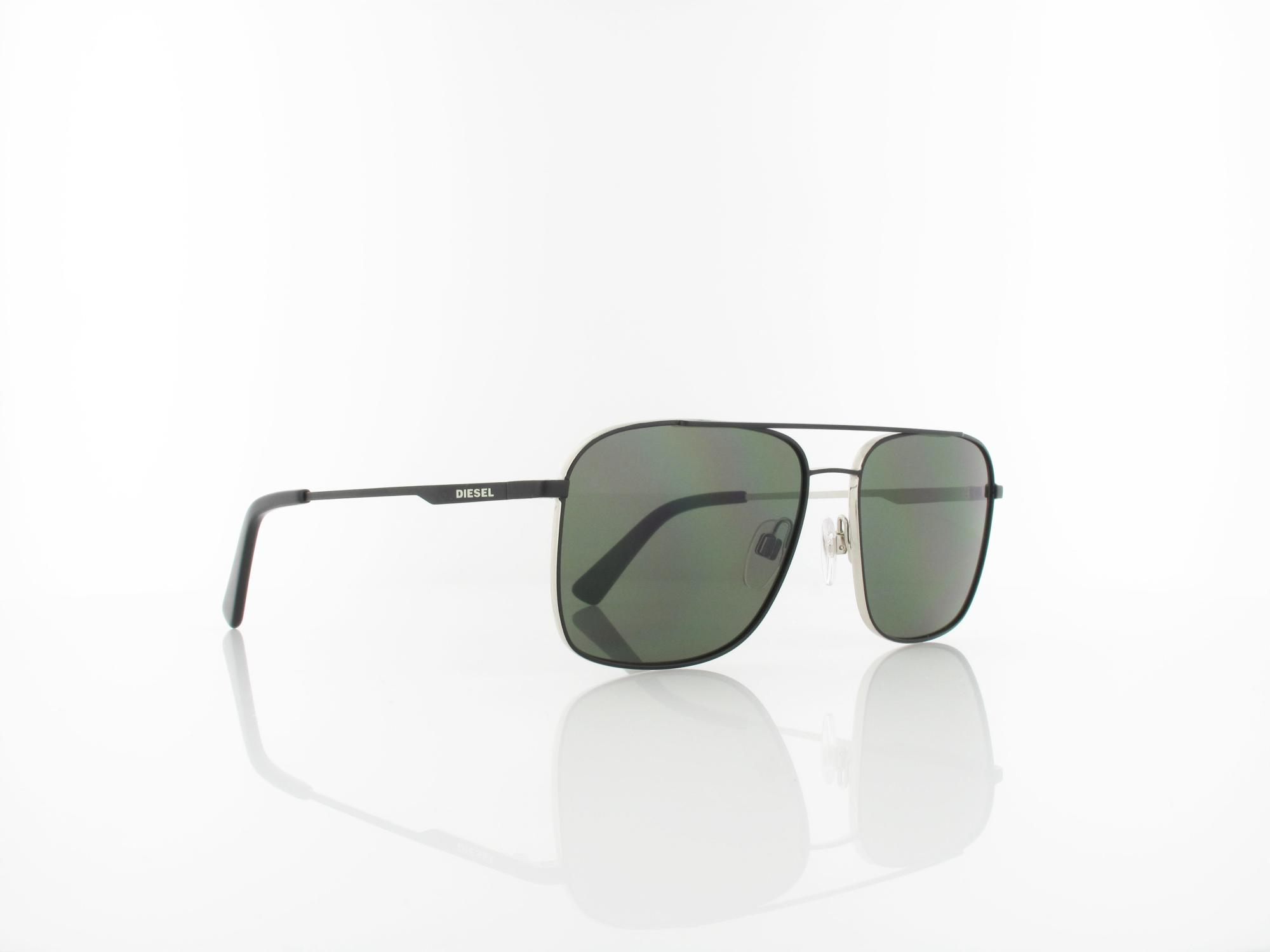 Diesel | DL0295/S 05N 55 | black / green
