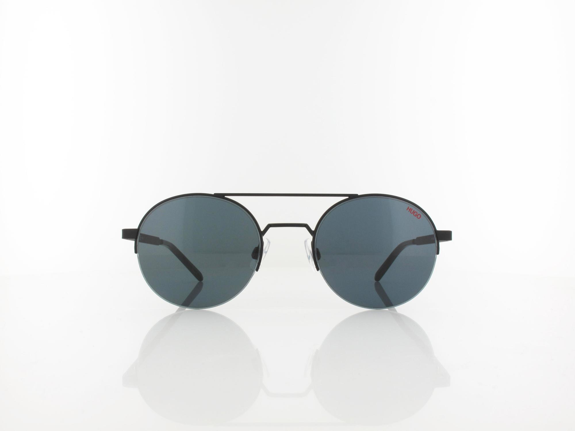Hugo | HG 1032/S 003/IR 53 | matte black / grey
