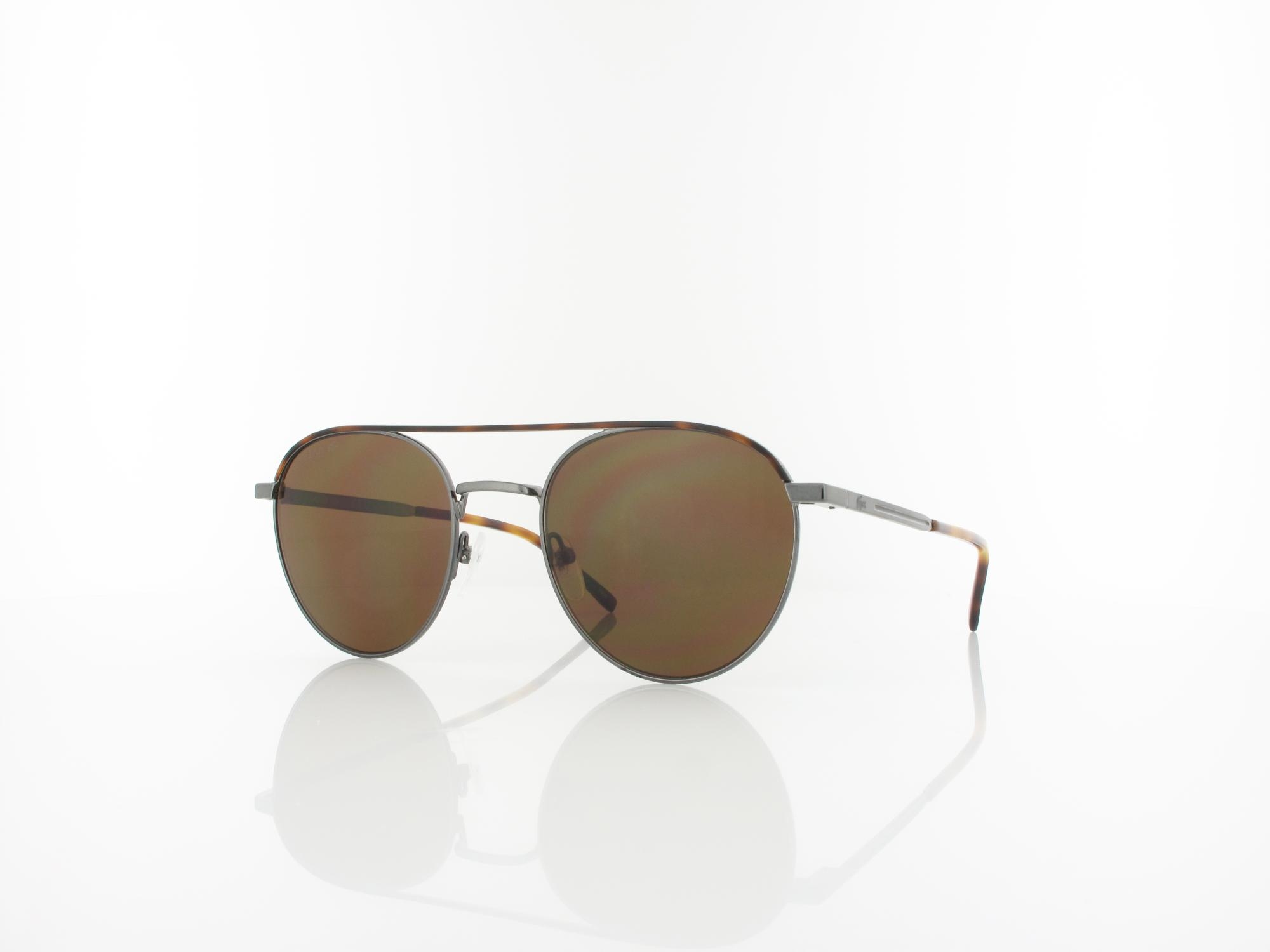 Lacoste | L228S 024 52 | grey / solid brown