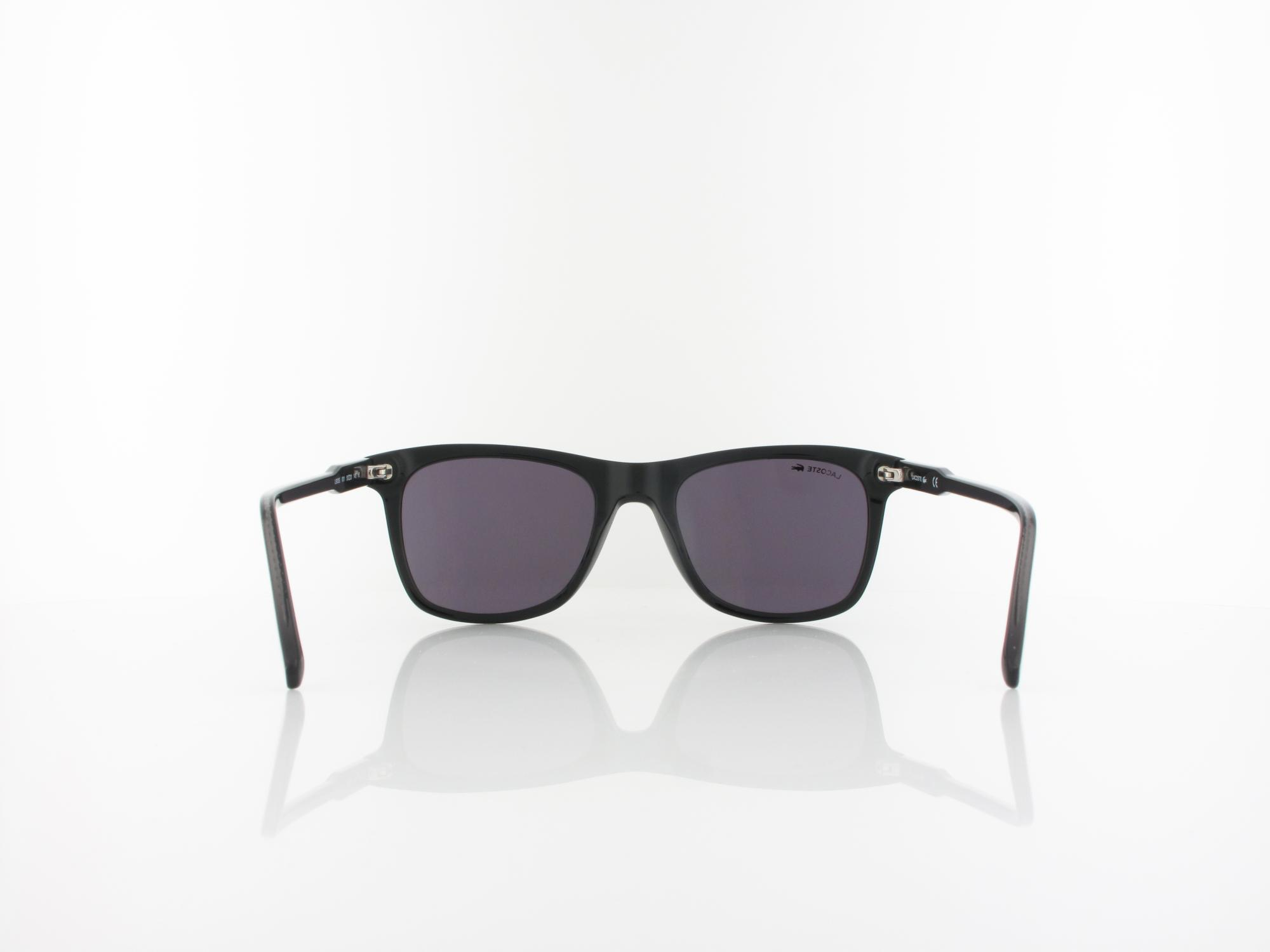 Lacoste | L933S 001 53 | black / grey solid