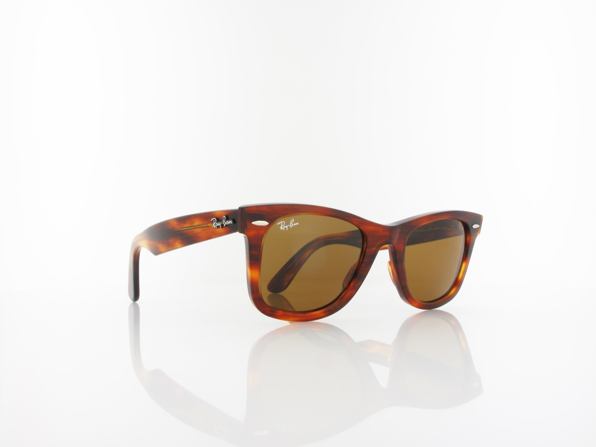 Ray Ban | Original Wayfarer RB2140 954 50 | light tortoise / crystal brown
