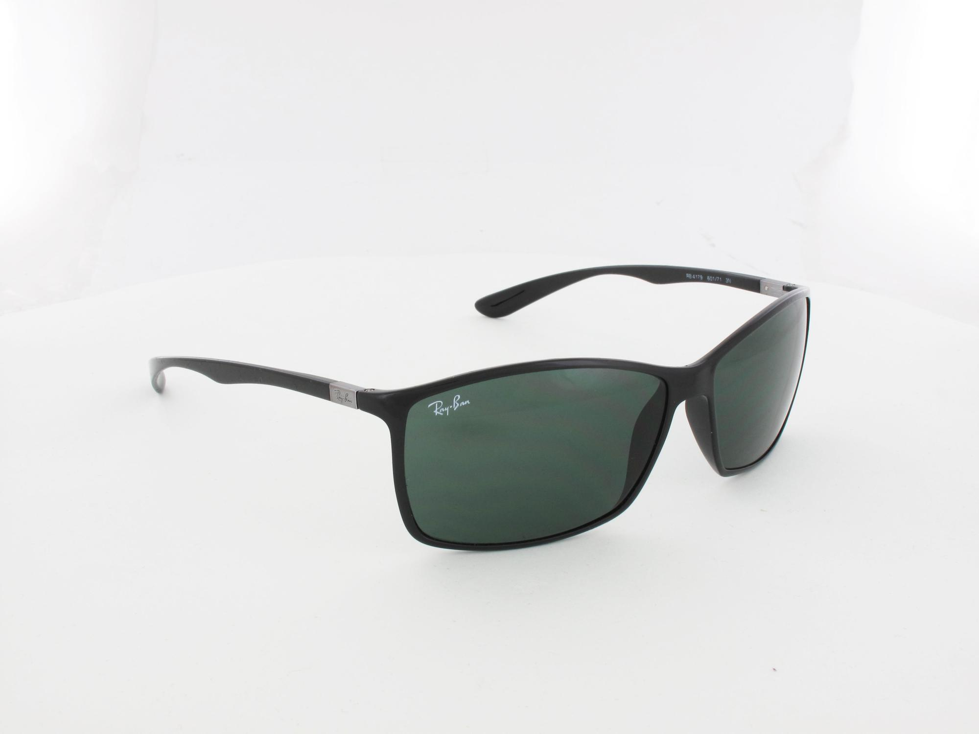 Ray Ban | lite force RB4179 601/71 62 | black / green