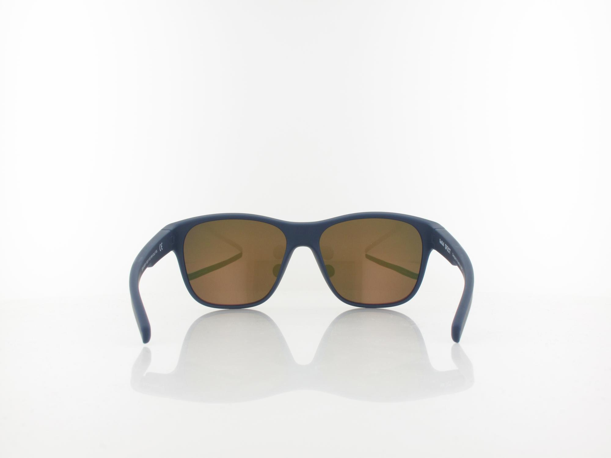 Red Bull SPECT | SONIC 003P 59 | blue / brown with red mirror pol
