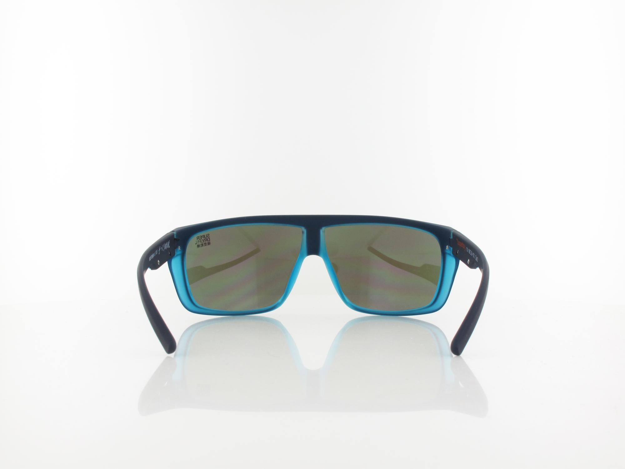 Superdry | Tokyo 106 68 | dark blue light blue / blue mirror