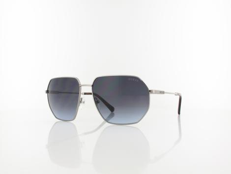 Guess GU00011 08B 59 shiny anthracite / grey gradient
