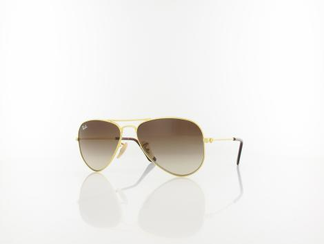 Ray Ban RJ9506S 223/13 52 gold / brown gradient