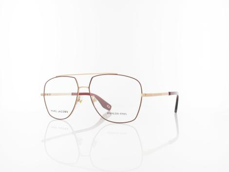 Marc Jacobs MARC 271 NOA 58 gold red