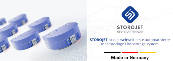 Storojet - Next level stoarge